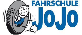 Fahrschule JoJo Logo